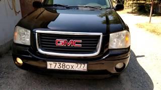 GMC Envoy 4.2, Chevrolet TrailBlazer, обзор, отчет после года