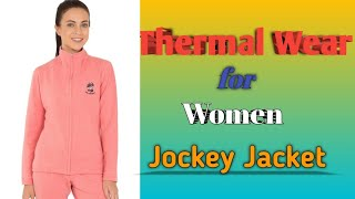 Top 5 Jockey Thermal Sets top for women Bestseller Camisole leggings Jacket top