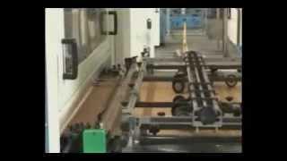 Brausse 1450SE Automatic Diecutting & Creasing Machine