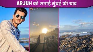 Arjun Bijlani Lost In Beautiful Weather Of Cape Town Misses Mumbai, Video Inside