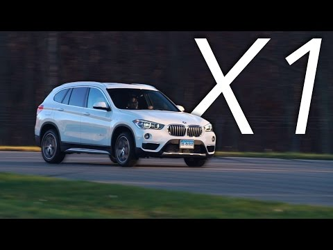 2016 BMW X1 Quick Drive | Consumer Reports