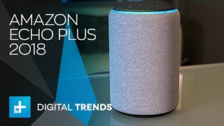 Amazon Echo Plus 2nd Gen (2018) - Hands On Review