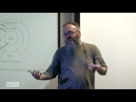 Ian Cooper on Hexagonal Architectures at Agile Yorkshire