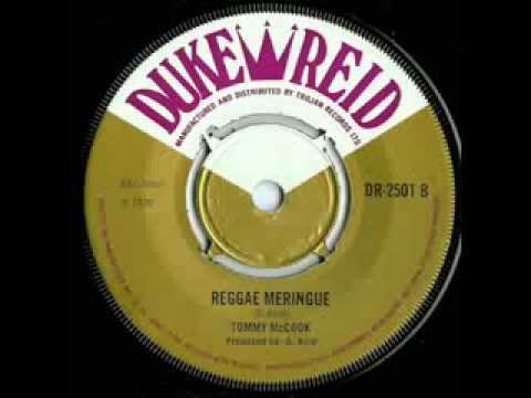 Tommy McCook And The Supersonics  Reggae Meringue