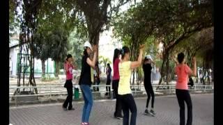Roop Tera Mastana - line dance (Sally Hung)