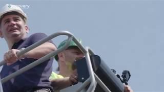 Kapitan Stalowy 💪 Złomowisko PL | Discovery Channel