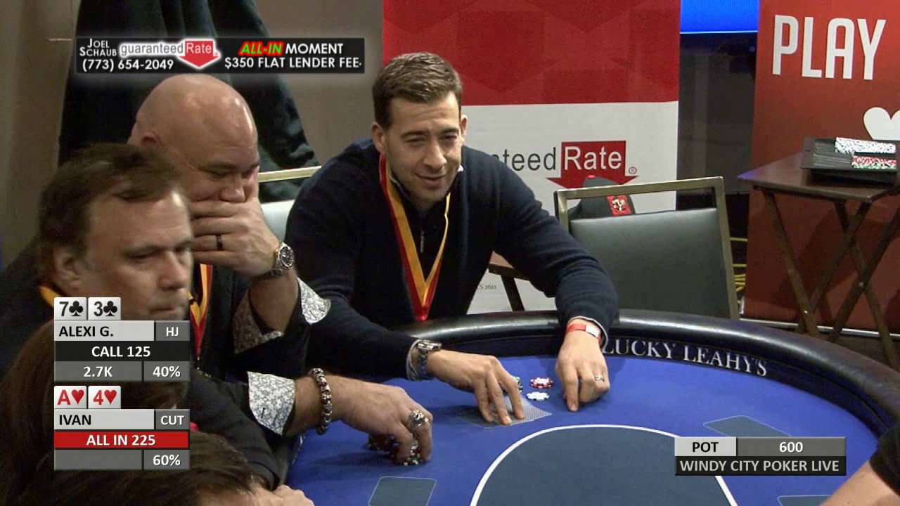Windy city poker charity casino machin a sous gratuit