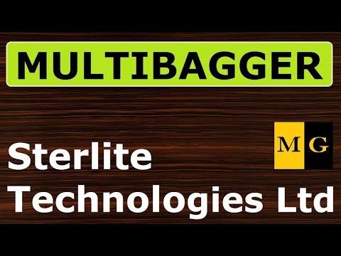 Sterlite Technologies   Multibagger Stock 2018 India by Markets Guruji