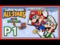 Super Mario All Stars Super Mario Bros 3 Complete Walkthrough Part 1 HD 1080p mp3