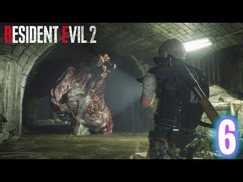 EL MONSTRUO DE LAS CLOACAS! Resident Evil 2 Remake - Luzu