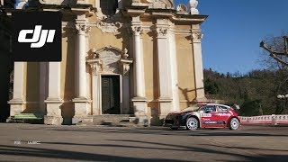 DJI - WRC Corse 2017