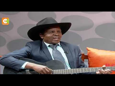 Reuben Kigame's Interview on JKLIVE Part One - Courtesy of Citizen TV