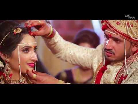 WEDDING HIGHLIGHTS  2019 |  BHUSHAN & TEJASHRI  | OM STUDIO SATANA |