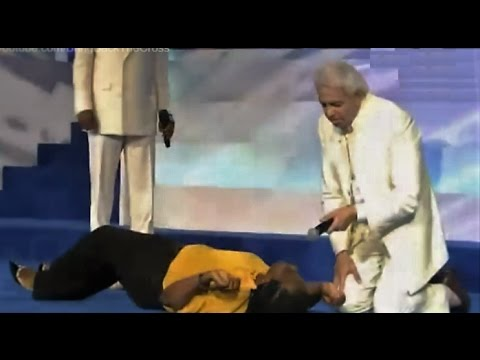 Benny Hinn - Healing Anointing in Nigeria