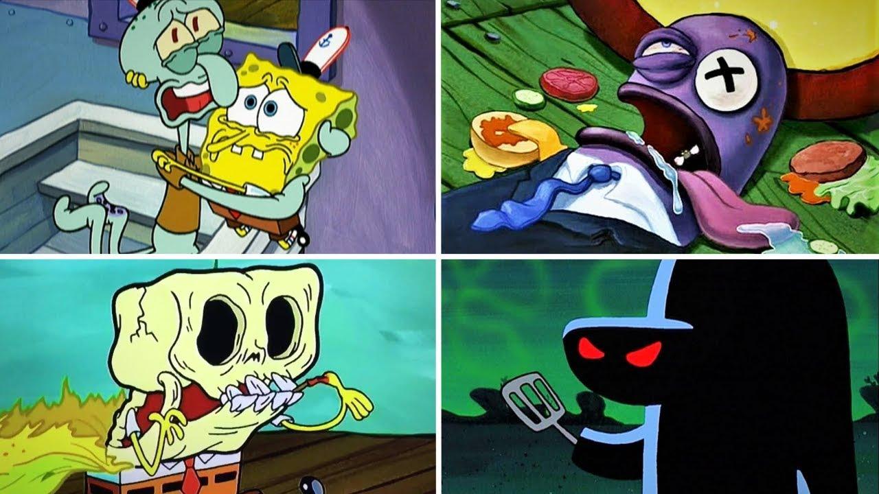 Download 7 Creepiest Spongebob Episodes Ever Aired