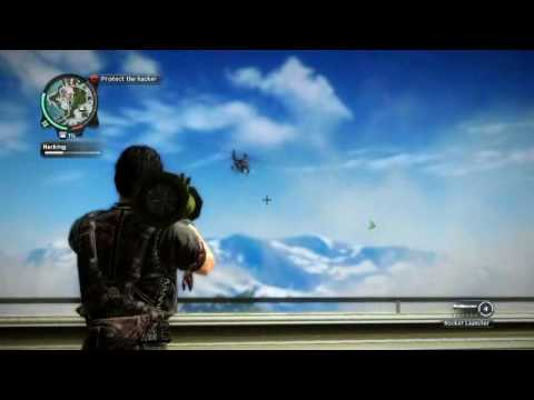 Just Cause 2 - Ular Mission - Above The Law
