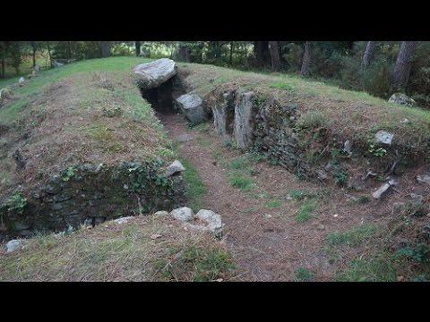 Dolmen de Kerlescan - Carnac