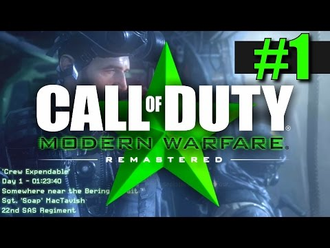 """Download Modern Warfare Remastered - Part 1 - """"F.N.G."""" and """"Crew Expendable"""" (Campaign)"""