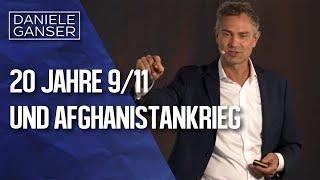Dr. Daniele Ganser: 20 Jahre 9/11 und Afghanistankrieg (Basel 11. September 2021)
