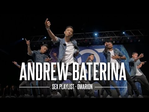 Andrew Baterina Choreography | Sex Playlist by @1omarion
