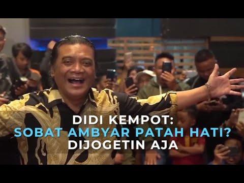 Didi Kempot Sobat Ambyar Patah Hati Dijogetin Aja Youtube