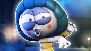 Funny Animated Cartoon | Spookiz | Ninja Powers | 스푸키즈 | Kids Cartoons | Videos for Kids