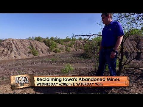 Explore Iowa's Abandoned Mine Reclamation Efforts