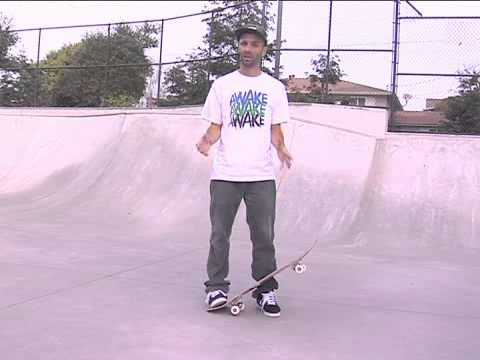 Skateboard Tricks: Switch Backside 180 Kickflip Common Mistakes