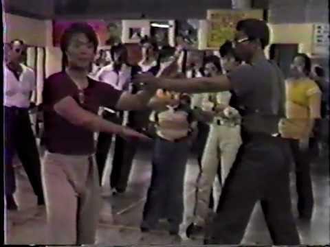 Sifu William Cheung - Los Angeles, 1983 (9/13)
