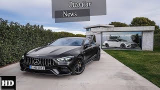HOT NEWS !!! 2019 Mercedes AMG GT 63 S 4MATIC   spec & price