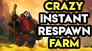 World Of Warcraft Gold Farm Crazy Instant Spawn Farm
