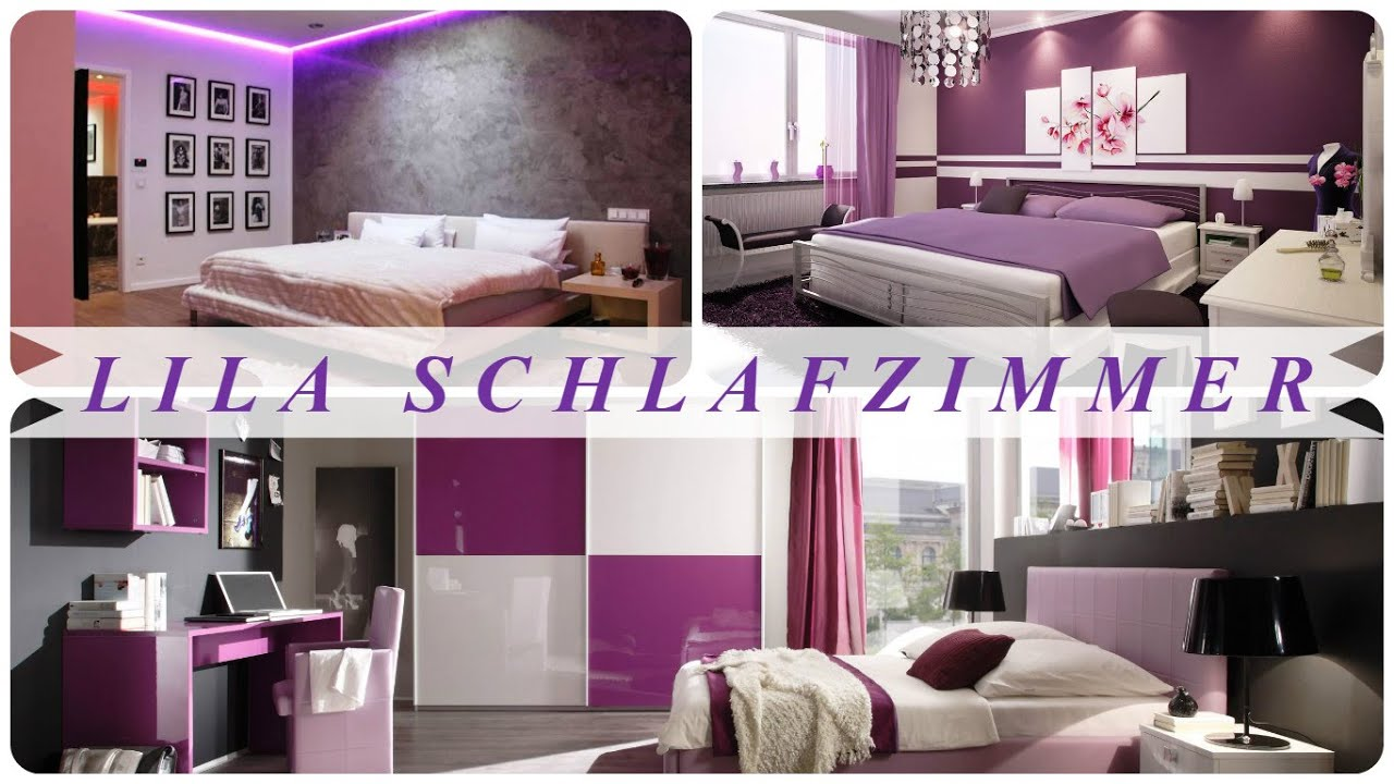 Lila schlafzimmer - YouTube