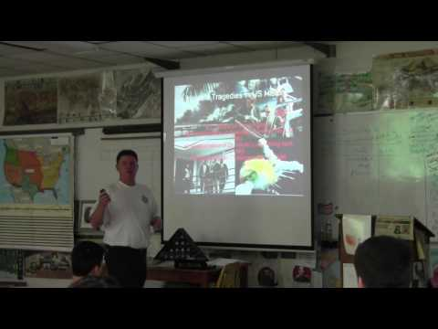 9/11 15 year Remembrance Lesson Chapel Hill High School