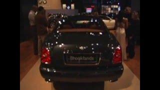 2007 New York Auto Show: Bentley Brooklands in New York