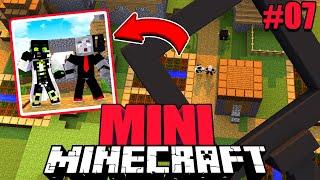 WIR GEHEN in die MINI STADT?! - Minecraft MINI #07 [Deutsch/HD]