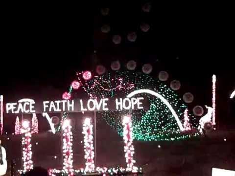 It's Called Christmas - Lake Myra Christmas Lights - Raleigh, NC ...