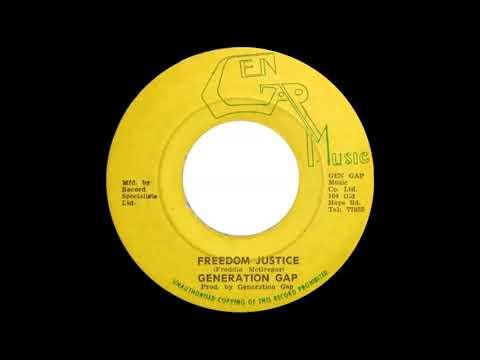 Generation Gap - Freedom Justice
