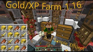 IlMango's Gold/XP Farm (117,000 xp/h) FIXED 1.16