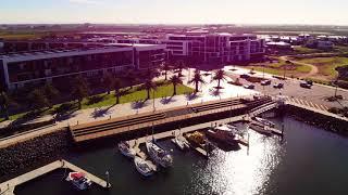 Wyndham Harbour   4k Drone Flyover | Dji Mavic Air 4k | 4k Video