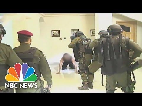Raw: Abu Dhabi Stabbing Suspect Apprehended By Police | NBC News