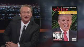 Lesser Known Trump Endorsements   Real Time with Bill Maher (HBO)