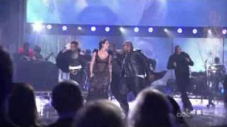 Timbaland ft. SoShy & Nelly Furtado - Morning After Dark live @ AMA2009