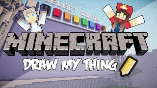 Minecraft - Draw my thing w/: KeNoia