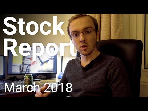 Stock Photography Earnings Update March 2018