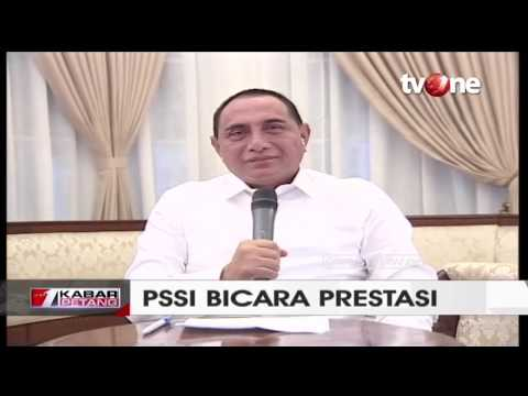 EKSKLUSIF!! Eddy Rahmayadi Menjawab Alasan PSSI Tidak Perpanjang Kontrak Luis Milla