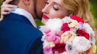 Красивый свадебный клип. Свадьба Гриши и Нади
