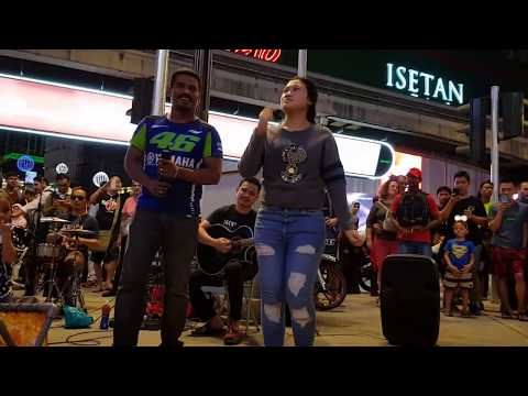 Abang Lori Tenonenonet-nazri feat Redeem buskers cover harry khalifah