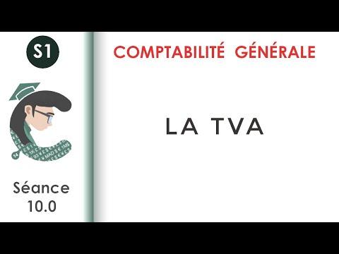 CG1; séance 10 :  La TVA
