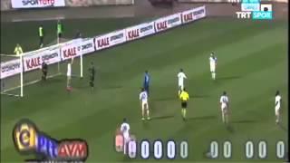 Denizlispor 3-4 Adana Demirspor Maç Özeti.02.02.2015