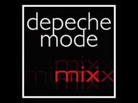 TRIBUTO A DEPECHE MODE MIX ,  DJ  MANIAC PTORRES